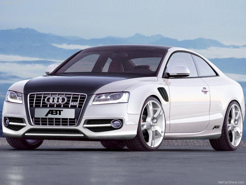 2008 Abt Audi R8. 2008 ABT Audi R8 Features2008
