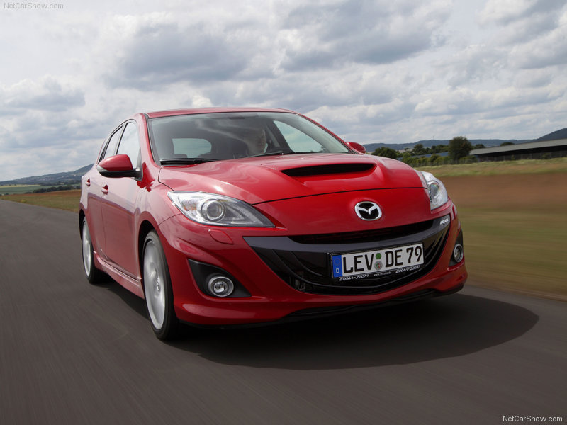 wallpapers mazda 3. Mazda 3 MPS 2010 Visit latest
