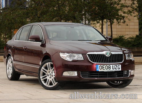 Visit Latest Cars Skoda Superb 2009 Skoda Superb 2009 Features, Skoda Superb